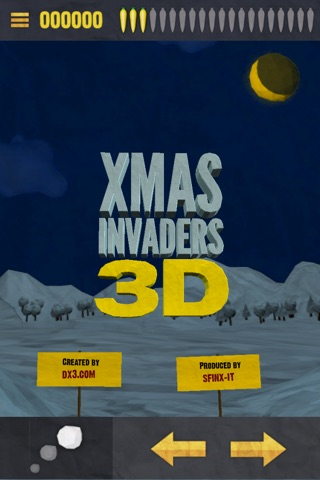 Xmas Invaders 3D screenshot 4