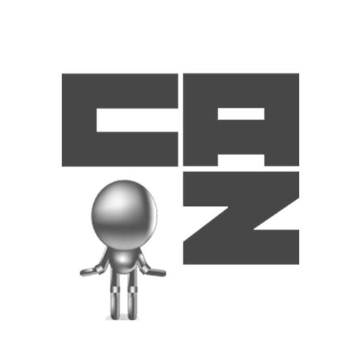 CAZ - Infinite Puzzle for Your Brain iOS App