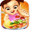 Crazy Food Maker Kitchen Salon - Chef Dessert Simulator & Street Cooking Games for Kids!