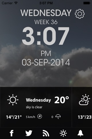 Weather XO screenshot 2