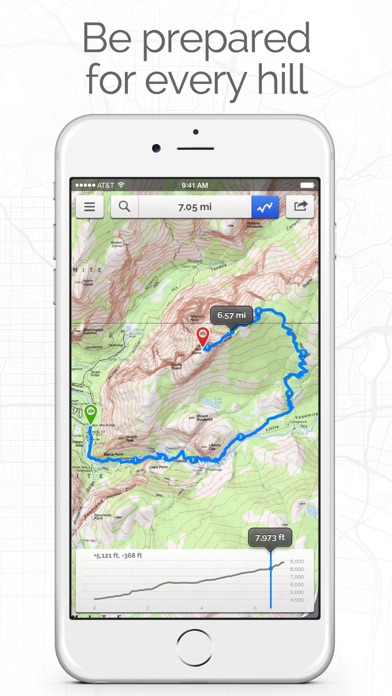 Footpath route planner running cycling hiking maps app screenshot for footpath route planner running cycling hiking maps in united states app gumiabroncs Choice Image
