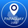 Guía de Uruguay Offline Mapa + Ciudad Navegador, Atracciones y Transportes