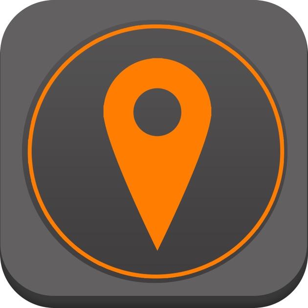 finde zur ck finde mein auto im app store. Black Bedroom Furniture Sets. Home Design Ideas