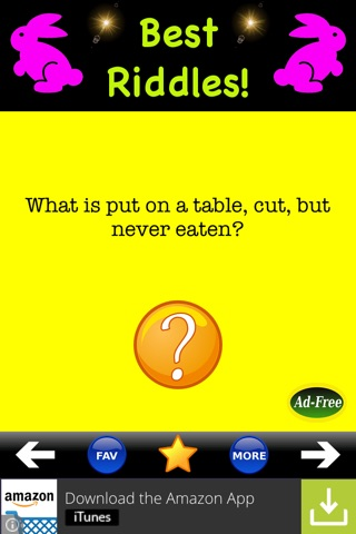 Best Riddles & Brain Teasers! Funny Little Riddle and Jokes App for Kids FREE! screenshot 2
