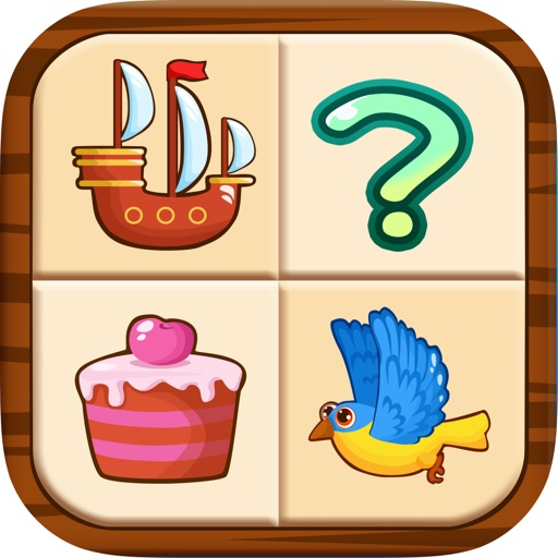 Logic Puzzles For Kids Prof iOS App