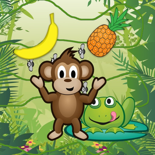 Jungle Party iOS App