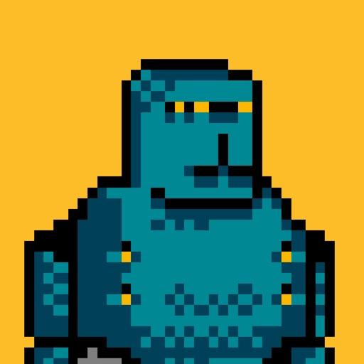 Robot Beat Machine iOS App