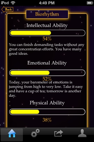 Horoscope Daily! screenshot 3