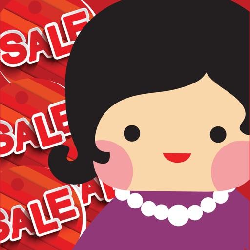 Auntie Shopaholic Steps - Tap Tap PRO iOS App