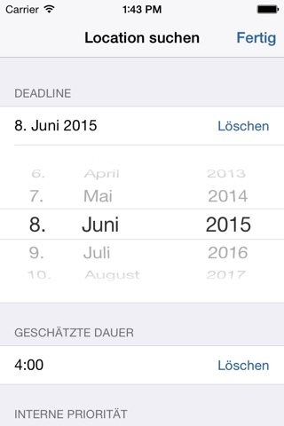 Priorities App - Order your Priorities and Tasks screenshot 4