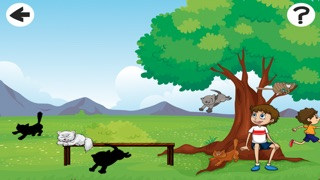 Animaux Enfants Jeux: Bébé Chats, Kitty App Pour de Jeunes Enfants: Coloration Livres & PuzzleCapture d'écran de 2