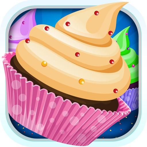 Pop Cupcake Star - Sweet Treat Burst Madness FREE iOS App