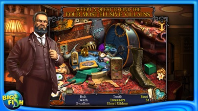 Haunted Train: Spirits of Charon - A Hidden Object Game with Ghosts-1