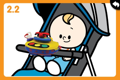 K's Kids Parents' Support Center : Jumbo Go Go Go™ screenshot 4