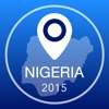 尼日利亞離線地圖+城市指南導航,景點和運輸