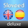 English <-> Spanish Slovoed Deluxe talking dictionary