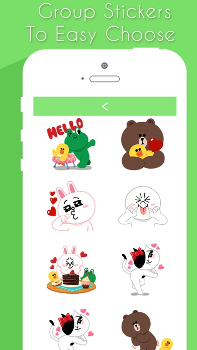 download Sticker free for chatting, message, email, hangout. apps 2