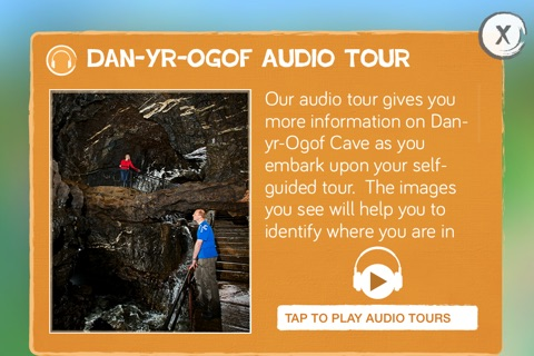 Dan Yr Ogof Adventure screenshot 4
