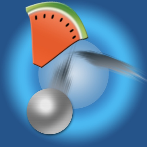 Fruit Pinball Competition iOS App