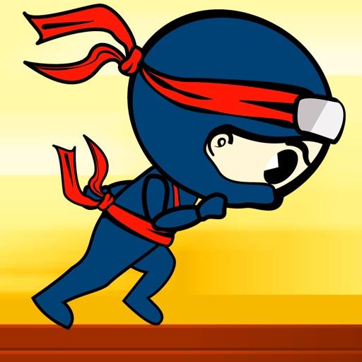 Super Kid Ninja Running Adventure - Awesome street Ninja race iOS App
