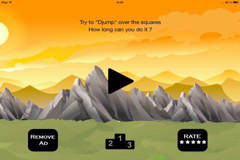 Djump screenshot 1