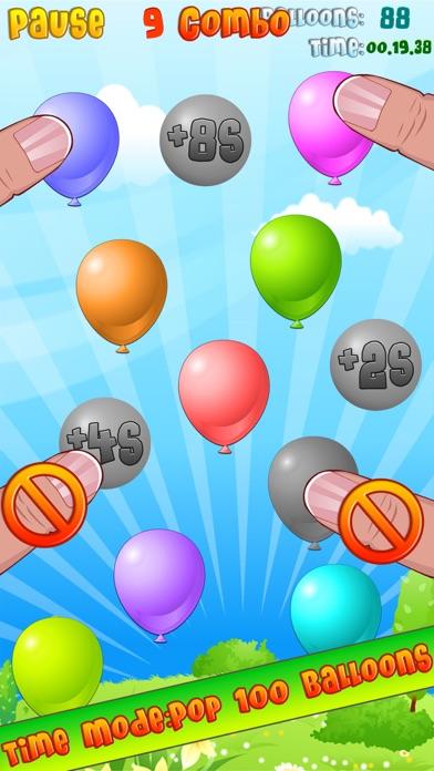 Balloon Mania - Pop Pop Pop Скриншоты5