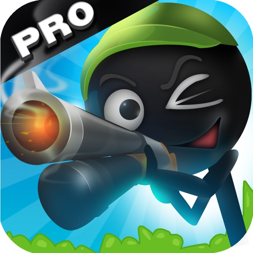 Stickman Skeet Shooting - The Clay Pigeon Hunt PRO iOS App