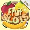 '777' Amazing Fruit slot machine PRO - Spin fruit salad slots and earn big bonus money. virtual fruit machine