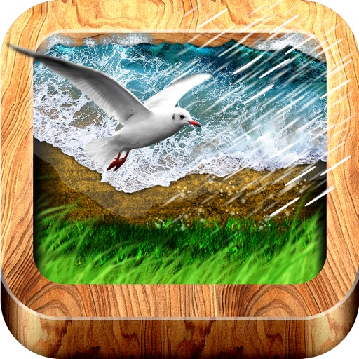 NatureScapes Free Relaxing Sounds, Nature Sounds and White Noise Maker