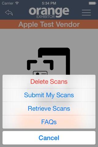 Orange Exhibitor screenshot 3
