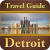 Detroit Offline Map Travel Guide
