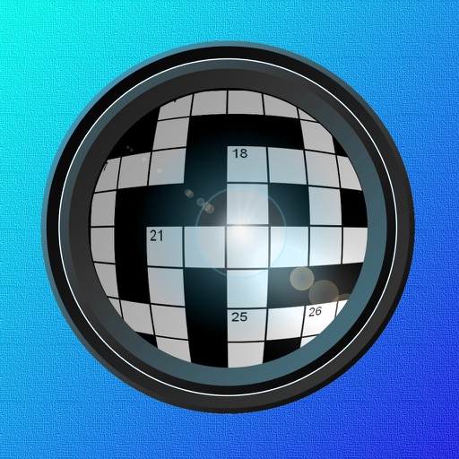 Crossword Together iOS App