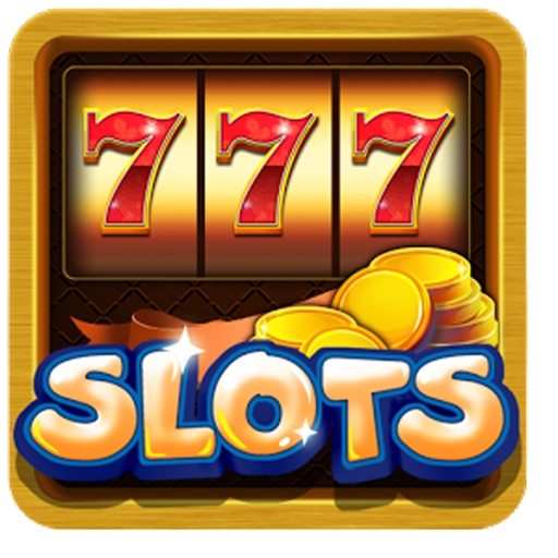 AAA Aces 777 Casino Machine Slots Icon