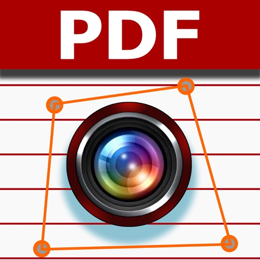 Fast Scanner: Receipt Scanning PDF from Document iOS App