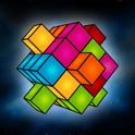 Polyform (3D cube puzzle) icon