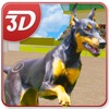 Virtual Dog Racing Championship 3D - Real derby sport simulation game
