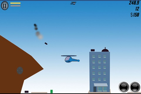 Helicopter Mercenary screenshot 4
