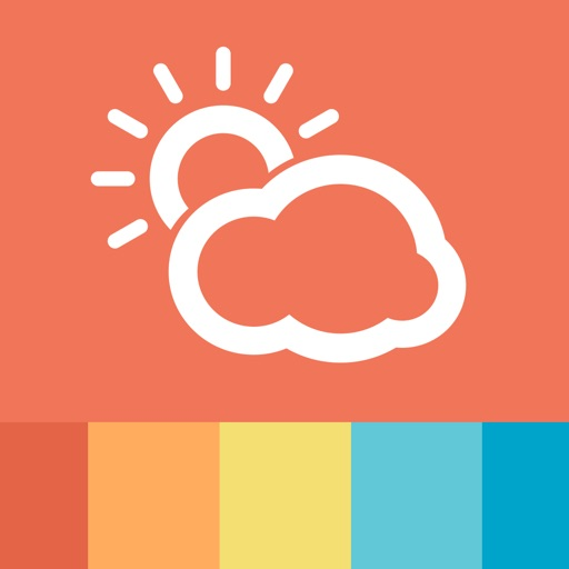 Weather glance - accurate & beautiful forecast with widget