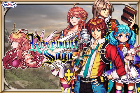 RPG Revenant Saga screenshot 1