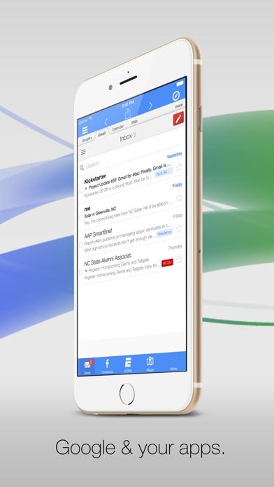 G-Whizz! for Google Apps – le meilleur explorateur d'apps GoogleCapture d'écran de 1