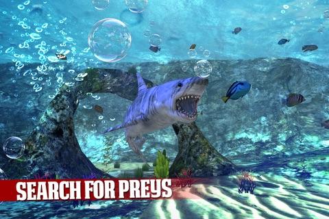 Angry Shark Revenge 3D screenshot 1