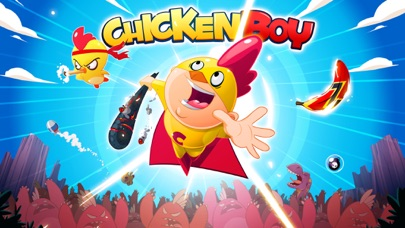 Screenshot of Chicken Boy1