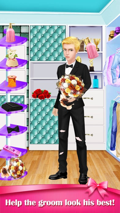 download Mom and Dad's Love Story - Wedding Makeover & Baby Care Game apps 3