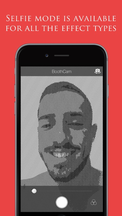 download BoothCam - Funny & Artistic Cartoon Camera with Realtime Drawn Pencil Sketch & Toon Effects apps 2