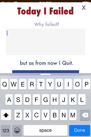 iQuit Drugs screenshot 2