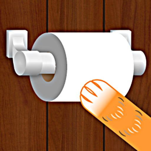 Toilet Papers - Swipe As Fast As Possible iOS App