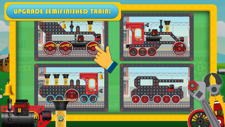 train simulator maker games build drive car fun game for kids boys and girls - Cars For Girls To Drive Kids