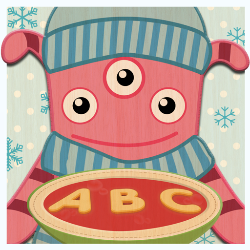 Alphabet Soup - Learning ABC's