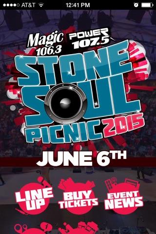 Stone Soul Picnic Columbus screenshot 1