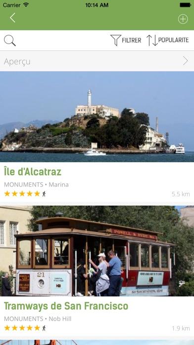 Guide de San Francisco (carte offline) - mTripCapture d'écran de 4
